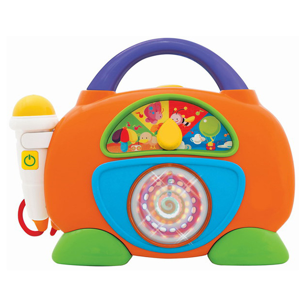 Развивающая игрушка - Забавное радиоРазвивающие игрушки KIDDIELAND<br>Развивающая игрушка - Забавное радио<br>