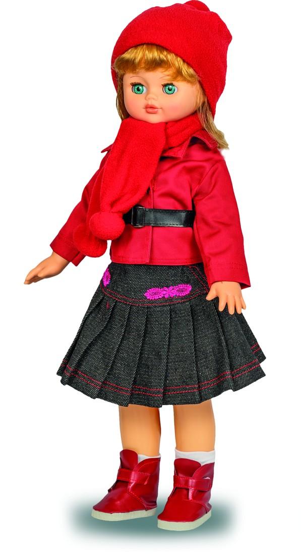 Кукла «Алиса 29» со звуковым устройствомРусские куклы фабрики Весна<br>Кукла «Алиса 29» со звуковым устройством<br>