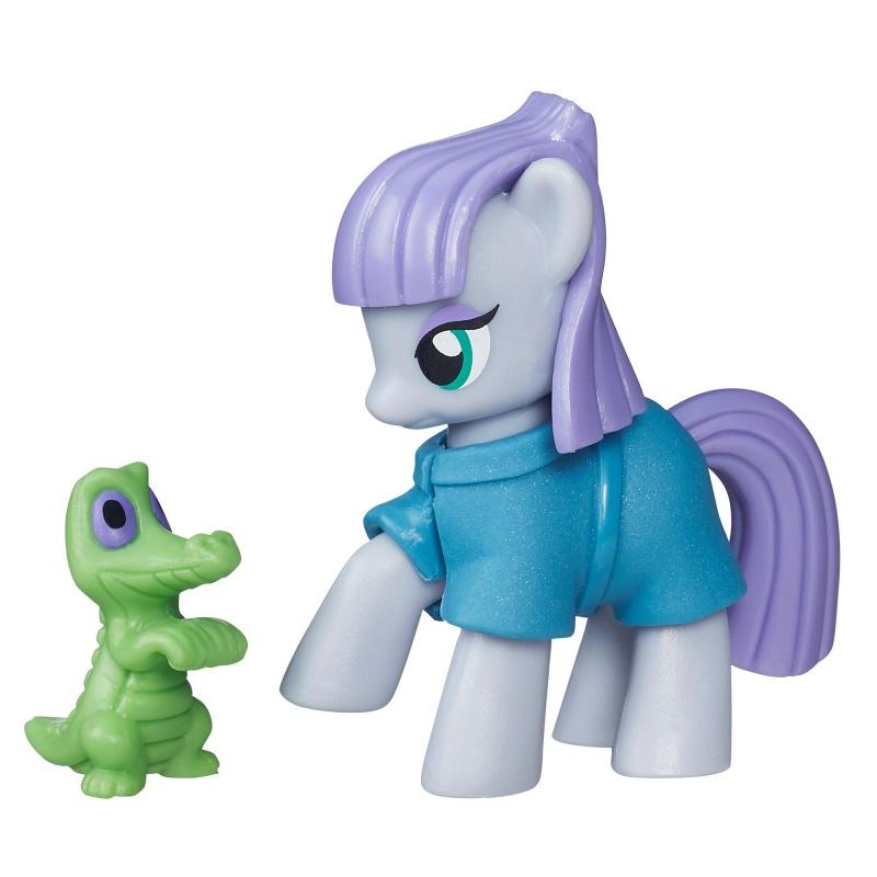 Коллекционная фигурка из серии My Little Pony - Maud Rock Pie, 2 волнаМоя маленькая пони (My Little Pony)<br>Коллекционная фигурка из серии My Little Pony - Maud Rock Pie, 2 волна<br>