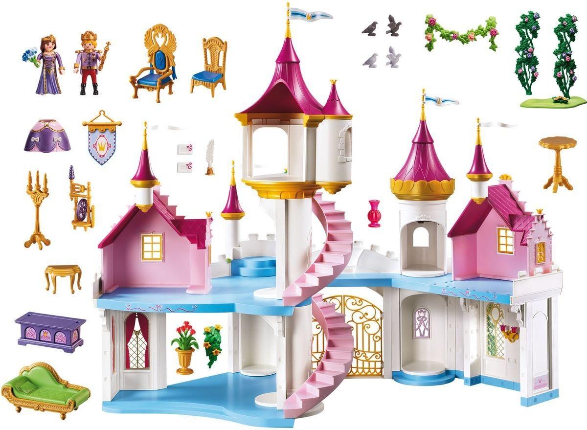Замок Принцессы: Большой Замок ПринцессыВолшебный дворец<br>Замок Принцессы: Большой Замок Принцессы<br>