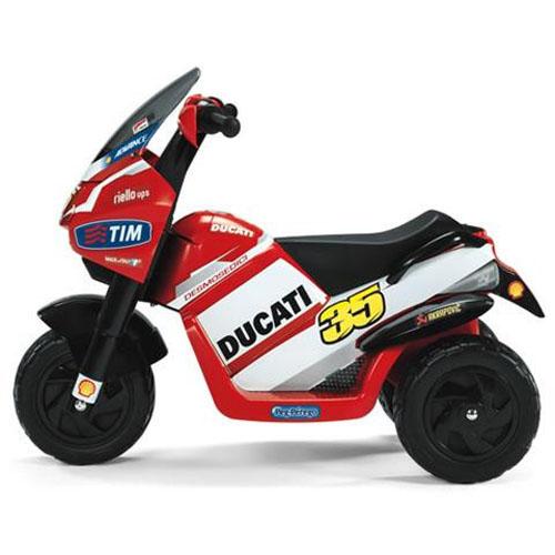 Детский электромотоцикл Desmosedici - Мотоциклы детские на аккумуляторе, артикул: 118689