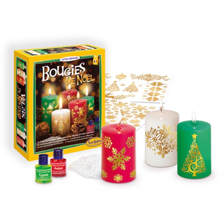 Набор для творчества - Рождественские свечи, SentoSpherE  - купить со скидкой