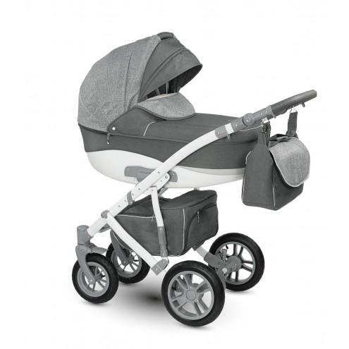 Детская коляска Camarelo Sirion 2 в 1, цвет - Si_11Детские коляски 2 в 1<br>Детская коляска Camarelo Sirion 2 в 1, цвет - Si_11<br>