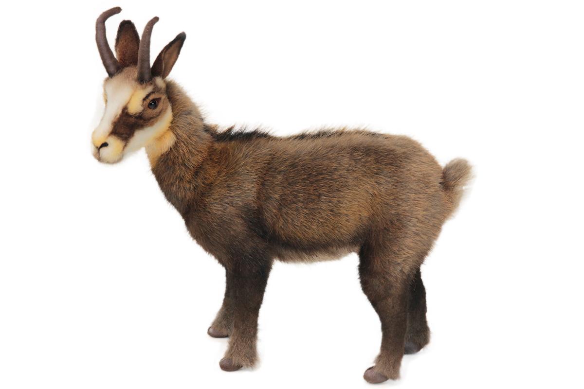 Мягкая игрушка – Коза, 32 см.Животные<br>Мягкая игрушка – Коза, 32 см.<br>