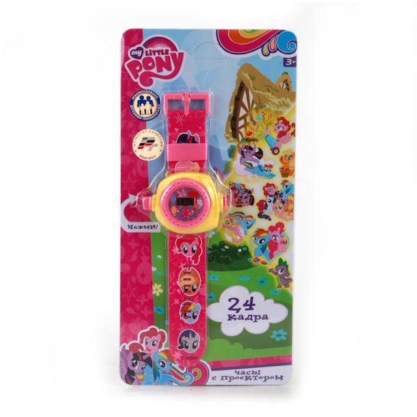 Игрушка – Часы - My Little Pony, с проекциейДетские часы<br>Игрушка – Часы - My Little Pony, с проекцией<br>