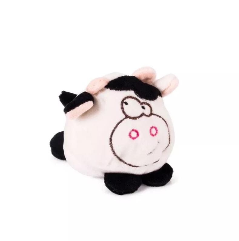 Купить Мячик - Корова, 7 см, Button Blue