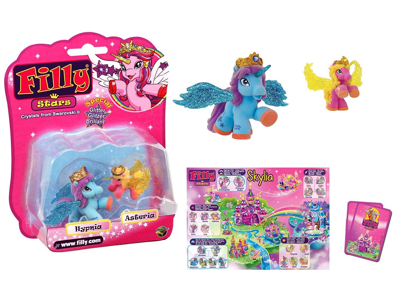 Набор Filly - Звезды - Волшебная семья: мини-версияЛошадки Филли Filly Princess<br>Набор Filly - Звезды - Волшебная семья: мини-версия<br>