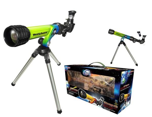 Телескоп HD на штативе - Детские телескопы и микроскопы, артикул: 12326