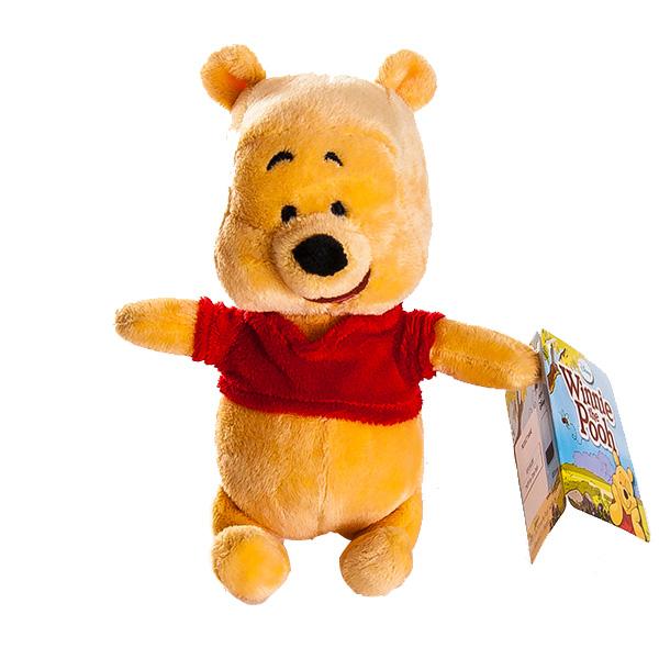 Мягкая игрушка – Винни, 17 смМягкие игрушки Disney<br>Мягкая игрушка – Винни, 17 см<br>