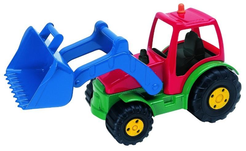 Трактор, 40 см.Игрушечные тракторы<br>Трактор, 40 см.<br>