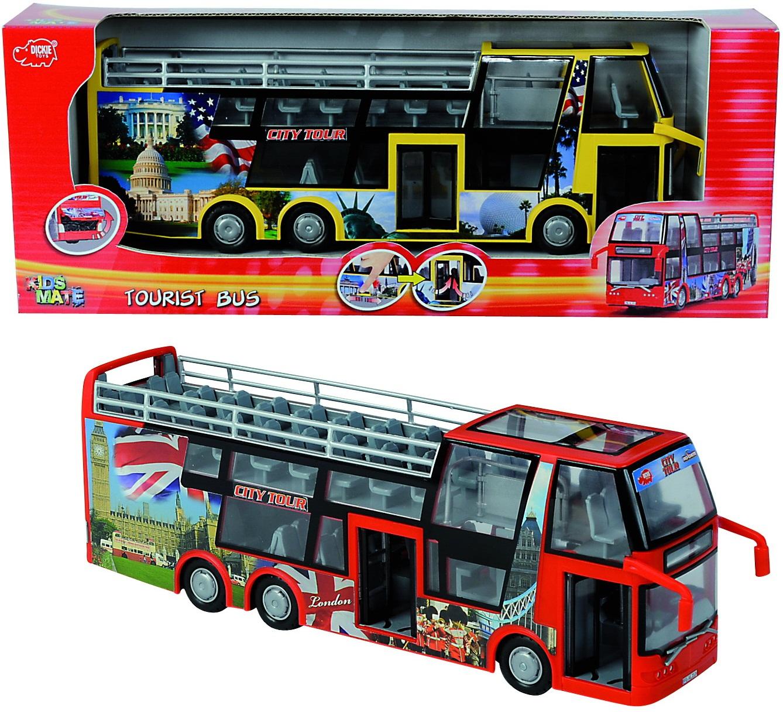 Автобус туристический с открытым верхом и открывающимися дверьмиАвтобусы, трамваи<br>Автобус туристический с открытым верхом и открывающимися дверьми<br>