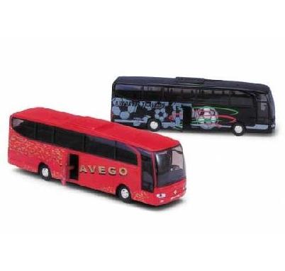 Коллекционный автобус Mercedes-Benz - Пожарные машины, автобусы, вертолеты и др. техника, артикул: 24074