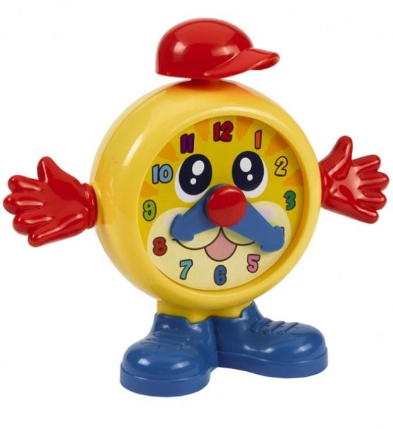 Часики - Изучаем времяРазвивающие игрушки Simba Baby<br>Часики - Изучаем время<br>