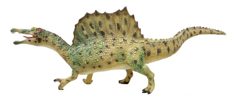 Спинозавр с подвижной челюстьюЖизнь динозавров (Prehistoric)<br>Спинозавр с подвижной челюстью<br>