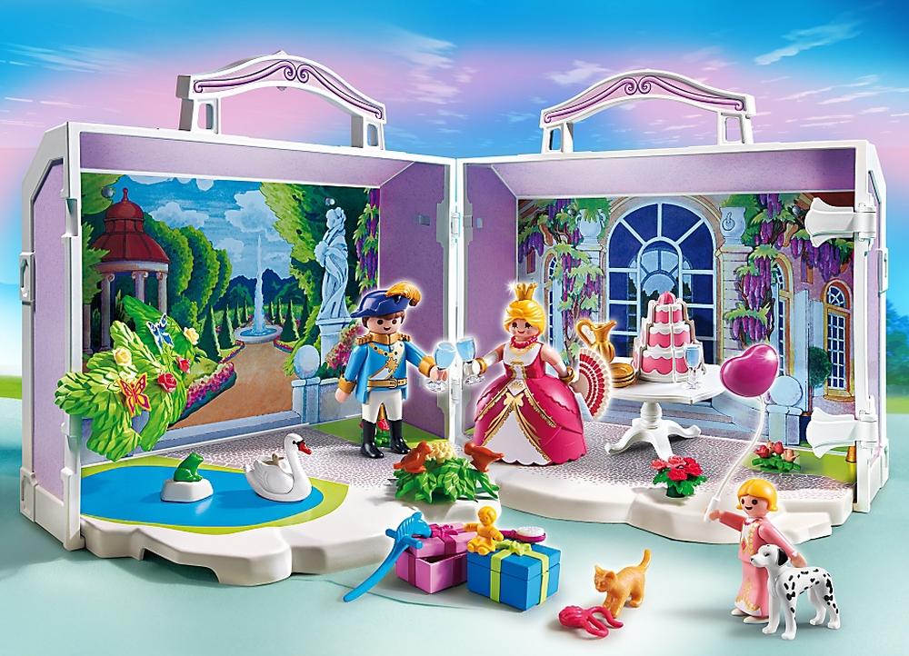 Игровой набор Возьми с собой - День рождения принцессы от Toyway