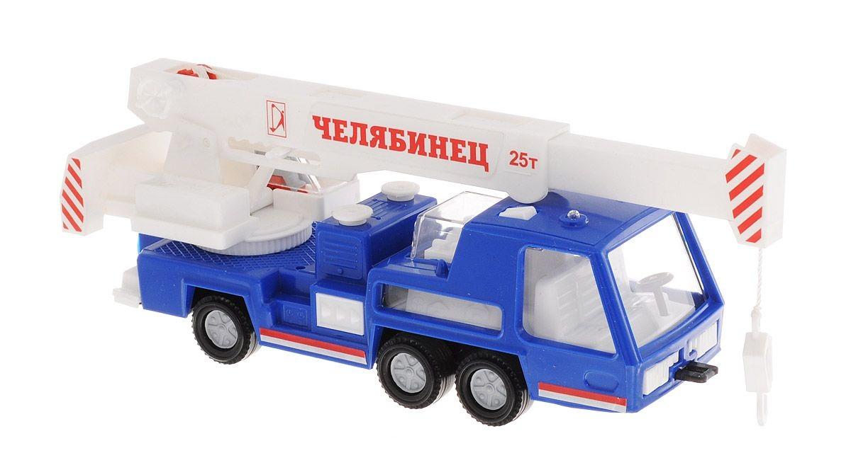 Купить Автокран - Супер мотор, 23 см, ПК Форма