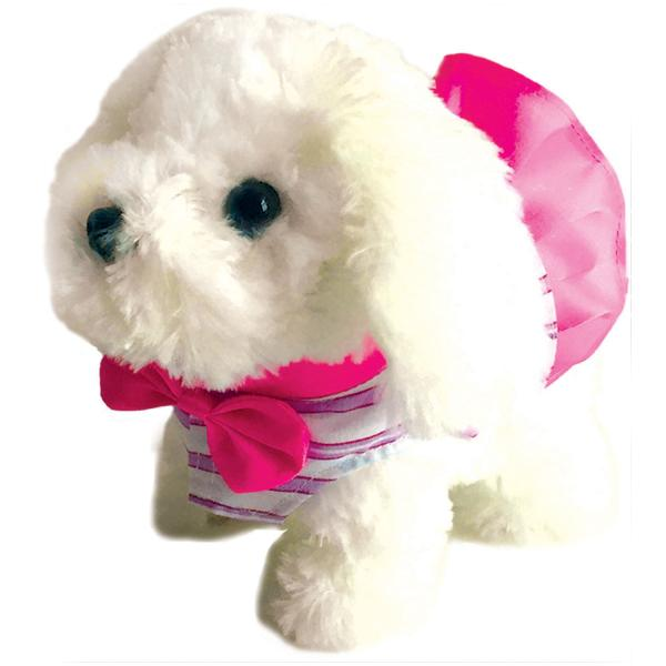 Интерактивный щенок с бутылочкой My Friends, 7 функцийИнтерактивные животные<br>Интерактивный щенок с бутылочкой My Friends, 7 функций<br>