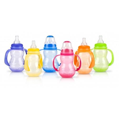 Бутылочка с антиколиковой системой, 210 млБутылочки<br>Бутылочка с антиколиковой системой, 210 мл<br>