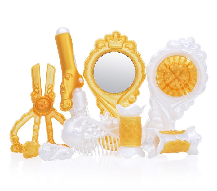 Парикмахерский набор, 9 предметовЮная модница, салон красоты<br>Парикмахерский набор, 9 предметов<br>