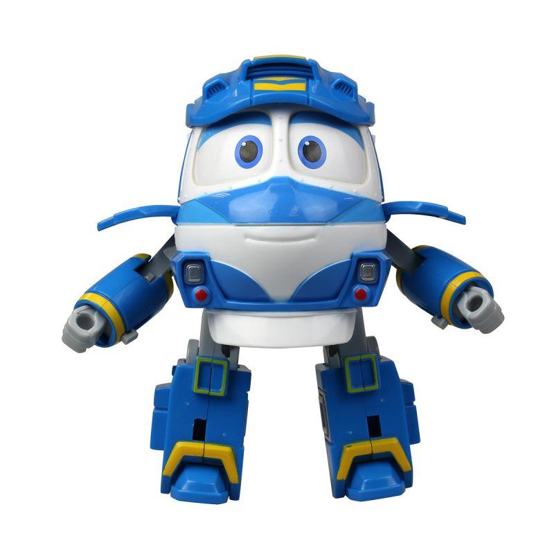 Трансформер Роботы-поезда – Кей, 10 смРоботы-поезда (Robot Trains)<br>Трансформер Роботы-поезда – Кей, 10 см<br>