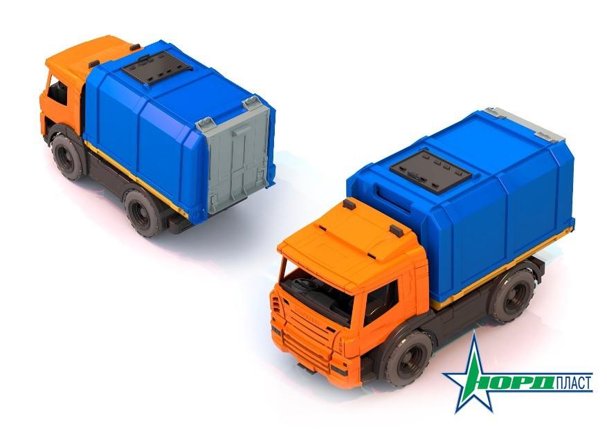 """Фургон """"Спецтехника"""" от Toyway"""