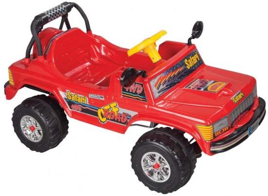 Pilsan Педальная машина - Safari