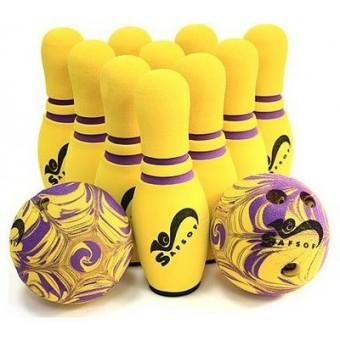 Игровой набор для боулингаБоулинг и кегли<br>Игровой набор для боулинга<br>