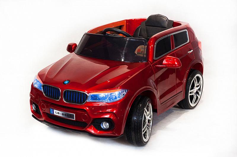 Купить Электромобиль ToyLand BMW 5 красного цвета