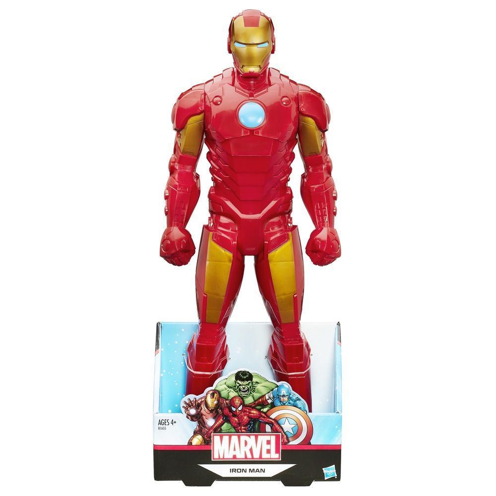 Купить Фигурка Avengers - Титаны XL - Железный человек, Hasbro