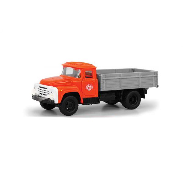 Машина - Горстрой со светом и звуком, оранжеваяГрузовики/самосвалы<br>Машина - Горстрой со светом и звуком, оранжевая<br>