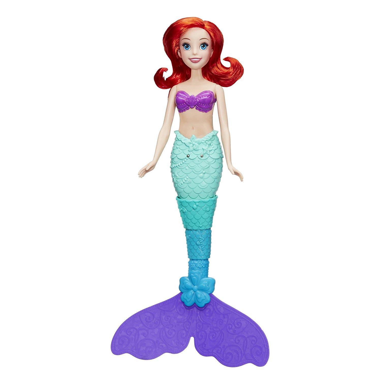 Кукла плавающая Disney Princess - Ариэль фото