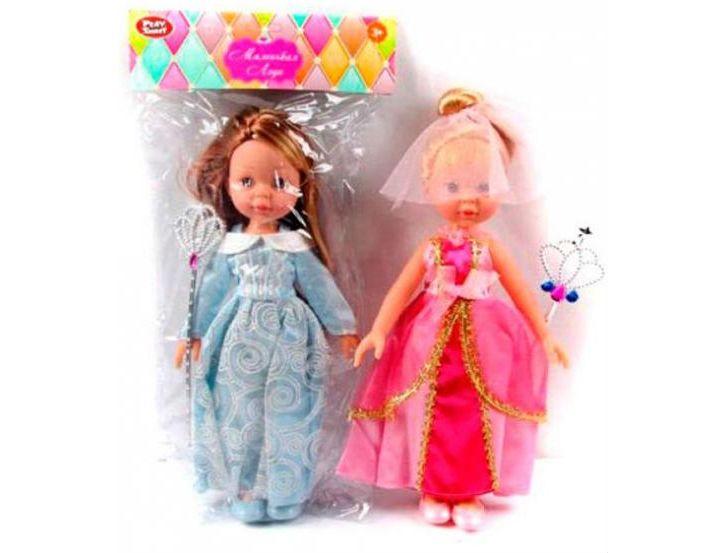 Купить Кукла Маленькая леди, 30 см., 2 вида, Play Smart