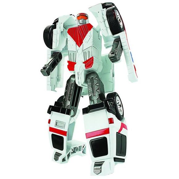 Робот-машина из серии X-Bot - СпасательИгрушки трансформеры<br>Робот-машина из серии X-Bot - Спасатель<br>