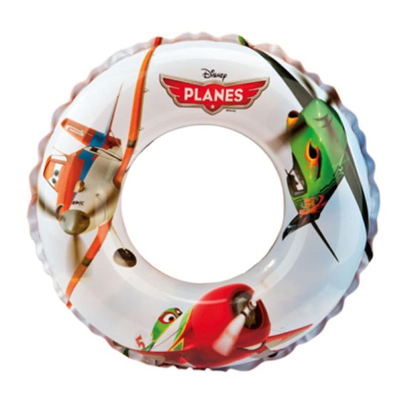 Купить со скидкой Детский надувной круг Planes