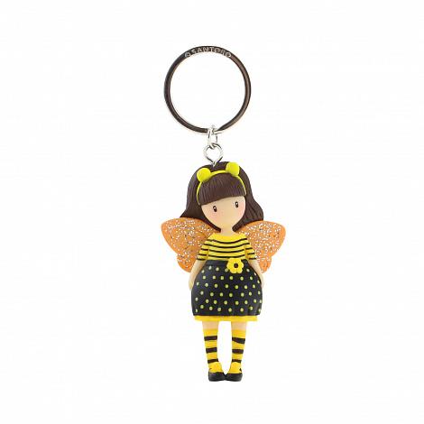 Купить Брелок - Bee-Loved Just Bee-Cause, Santoro London