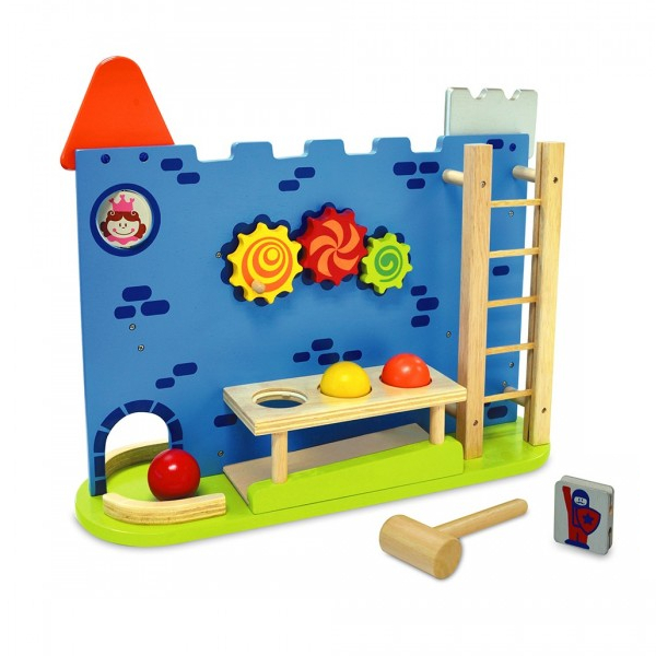 Развивающая игрушка Im Toy Замок