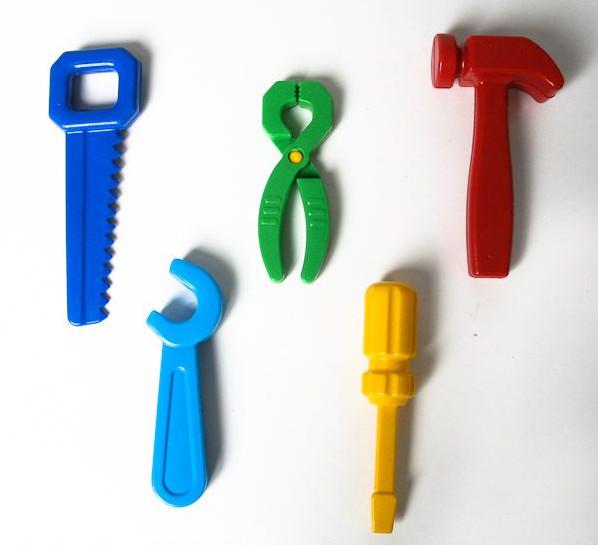 Набор инструментов - Маленький умелецДетские мастерские, инструменты<br>Набор инструментов - Маленький умелец<br>