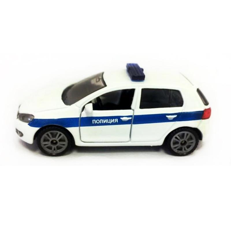 Купить Игрушечная модель - Полицейская машина, Siku