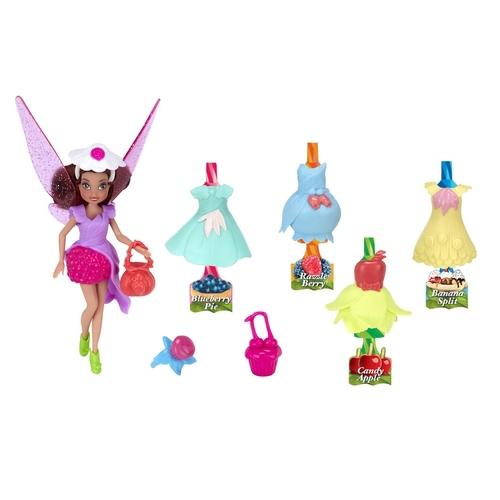 Набор с 2-мя феями и нарядами для них, сери Disney FairiesФеи<br>Набор с 2-мя феями и нарядами для них, сери Disney Fairies<br>