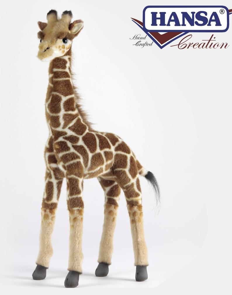 Жираф, 50 смБольшие игрушки (от 50 см)<br>Жираф, 50 см<br>