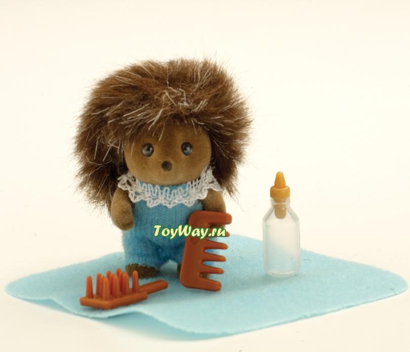 Sylvanian Families - Малыш Ёжик от Toyway