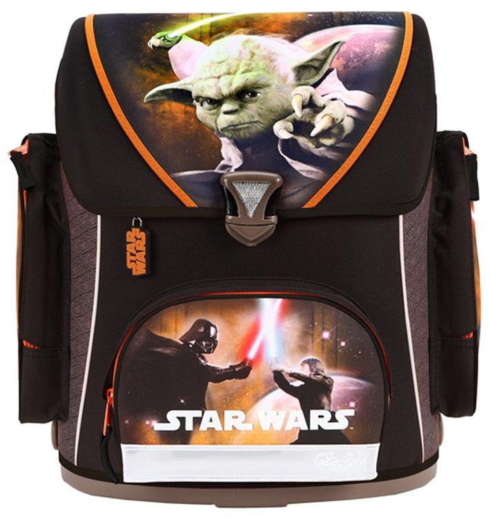 Детский ранец Scooli Star Wars - Школьные рюкзаки, артикул: 97935