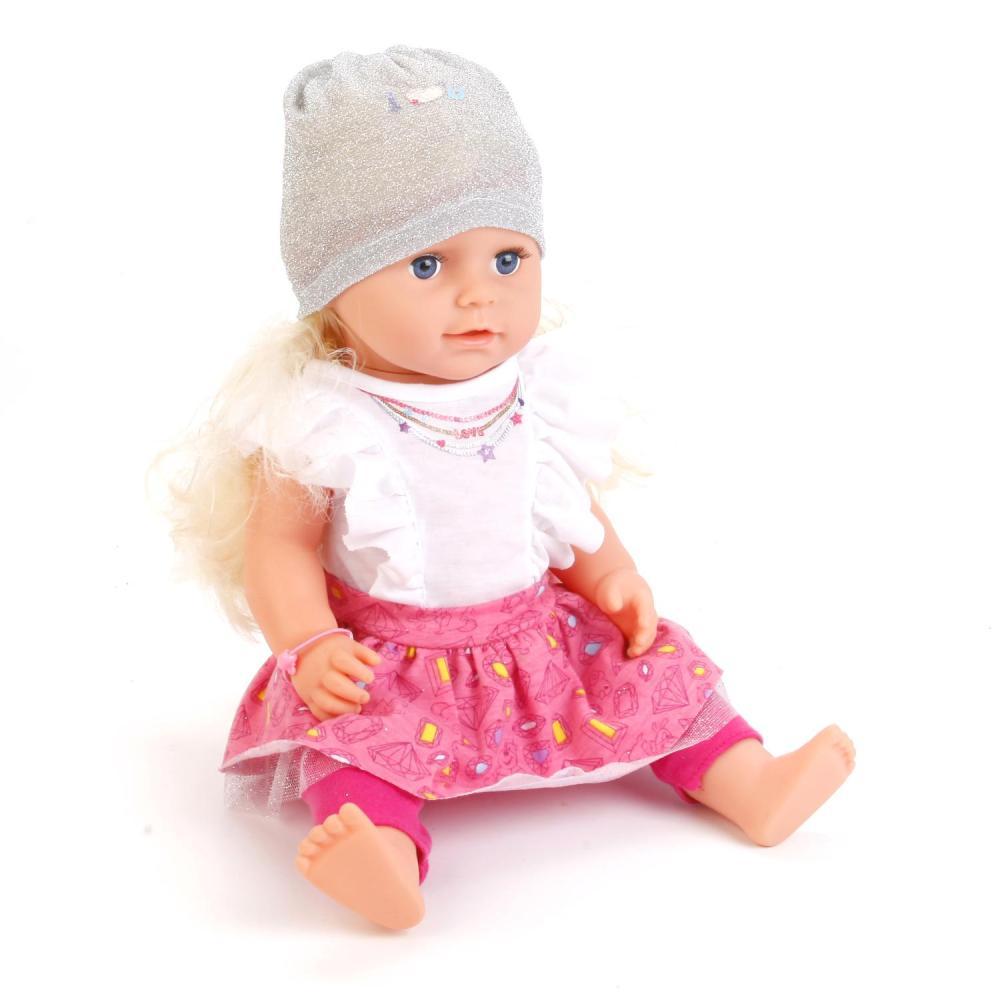 Купить Функциональная кукла – пьет и плачет слезами. 43 см, с аксессуарами, Yale Baby