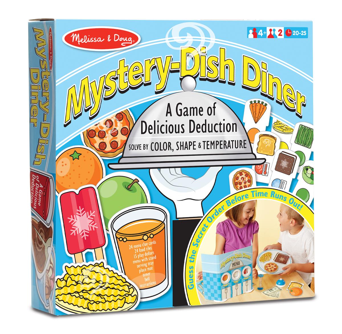 Настольная игра «Угадай блюдо»Развивающие<br>Настольная игра «Угадай блюдо»<br>