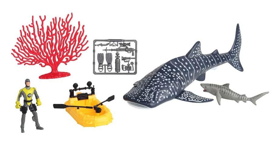 Купить Игровой набор - Китовая акула, Chap Mei