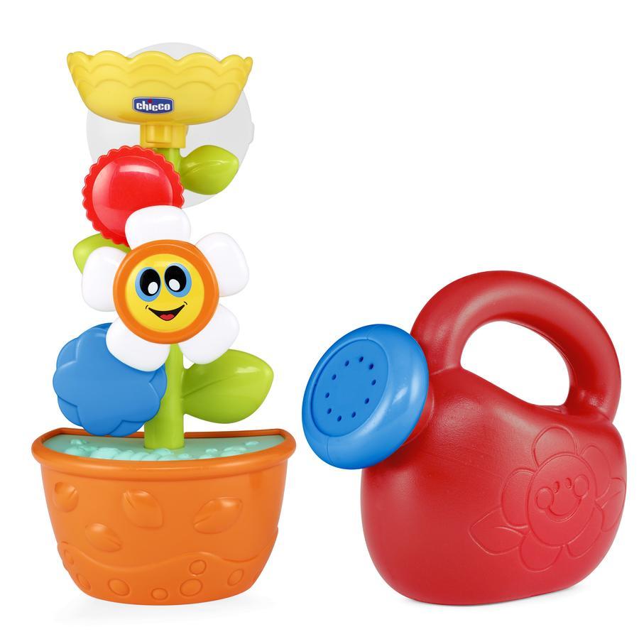 Игрушка для ванны - Лейка с цветком / Bath FlowerРазвивающие Игрушки Chicco<br>Игрушка для ванны - Лейка с цветком / Bath Flower<br>
