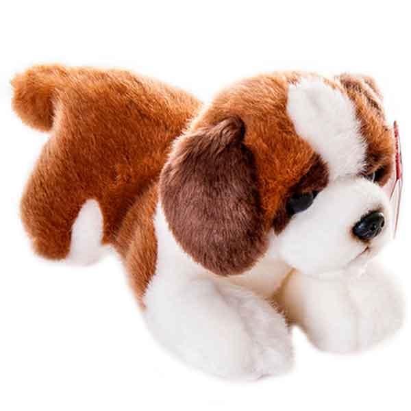Мягкая игрушка – Сенбернар щенок, 22 смСобаки<br>Мягкая игрушка – Сенбернар щенок, 22 см<br>
