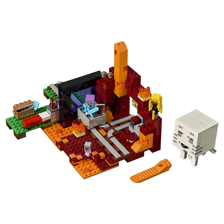 Конструктор Lego®  Minecraft - Портал в Подземелье
