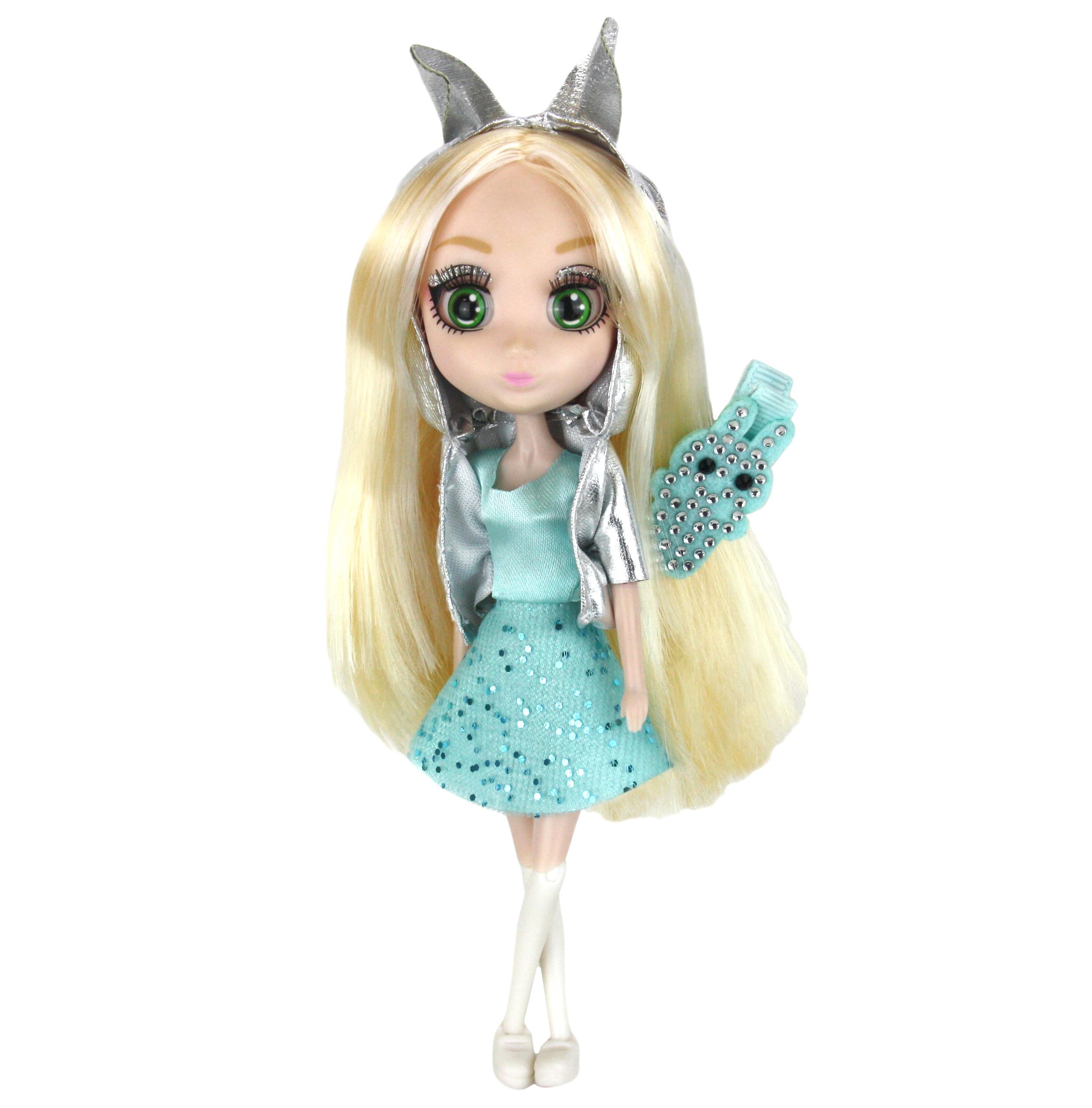 Кукла Shibajuku Girls – Кое, 15 смШибаджуку Shibajuku Girls<br>Кукла Shibajuku Girls – Кое, 15 см<br>
