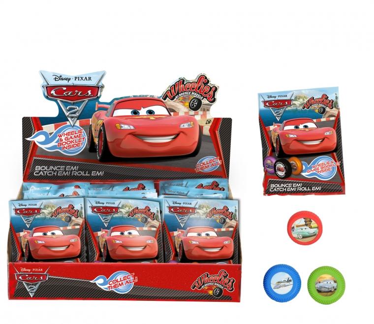 Коллекционные колёса с изображением героев мультфильма Тачки Cars